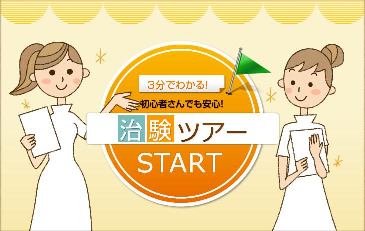 治験start
